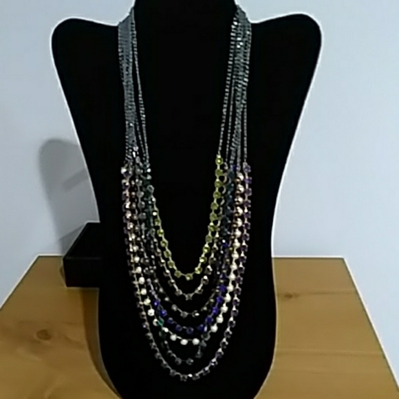 LOFT Jewelry - *3 for $10* NWT LOFT NECKLACE - MULTICOLORED
